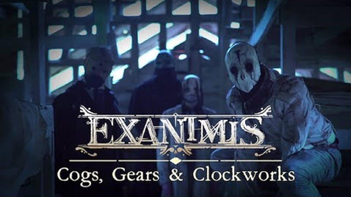 Le groupe de Death Metal Symphonique français Exanimis sort un clip vidéo pour Cogs, Gears & Clockworks