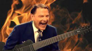 Le télévangéliste délirant des élections américaines a été transformé en une chanson Metal