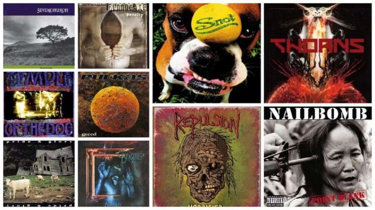 10 groupes Metal & Rock qui ont fait un album génial puis se sont séparés