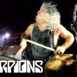 Scorpions a célébré le 57e anniversaire de Mikkey Dee avec une vidéo de solo de batterie