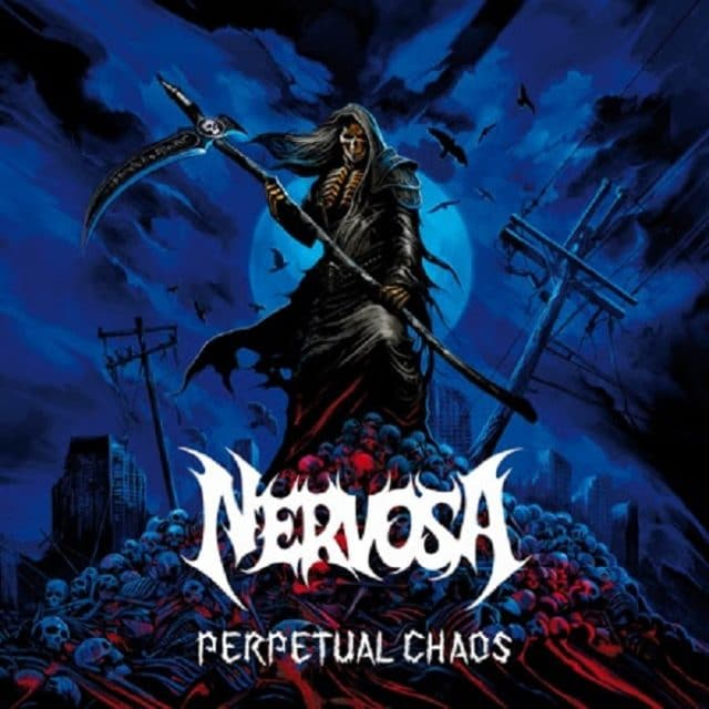 Nervosa sortira son nouvel album, Perpetual Chaos, en janvier !