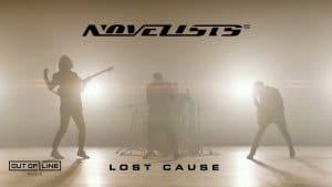 Novelists FR publie Lost Cause, sa première chanson avec son nouveau chanteur