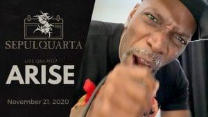 """Regardez Sepultura jouer Arise en live (en mode """"quarantaine"""")"""