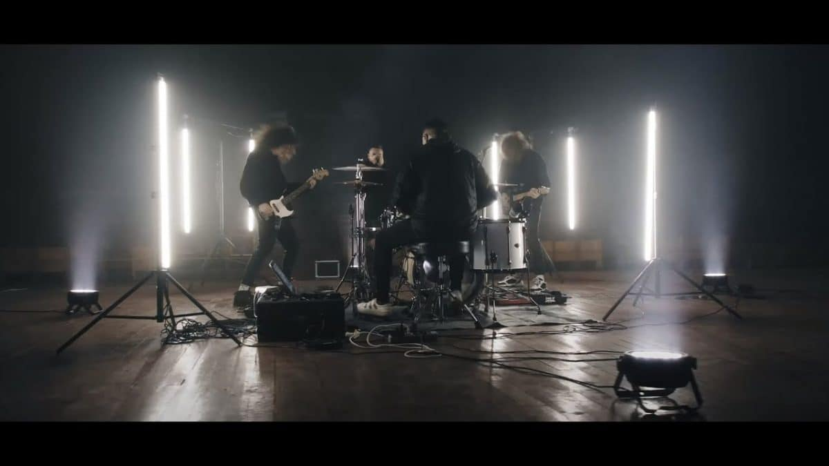 Space Of Variations célèbre les 2 ans de son album Mind Darknet avec une grosse session live