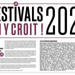 "Plus de 100 organisateurs de festivals s'unissent : ""Festivals 2021, on y croit !"""