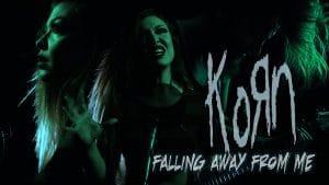 Vicky Psarakis de The Agonist sort une reprise de Korn