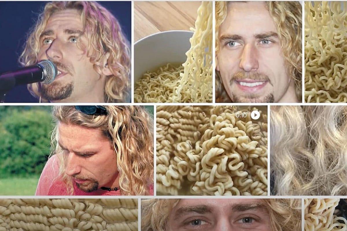 Nickelback fait une nouvelle parodie hilarante de Photograph pour Google Photos