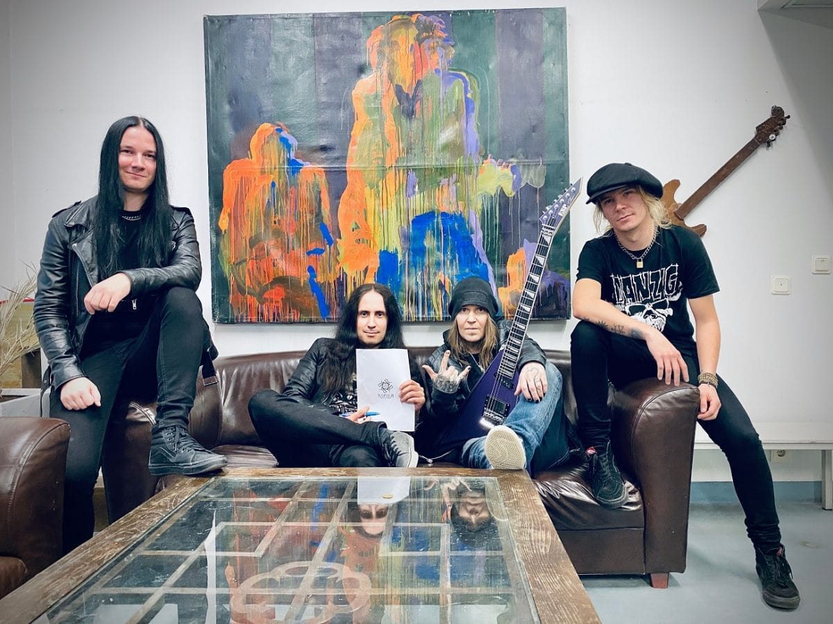 Bodom After Midnight (Alexi Laiho) signe avec Napalm Records