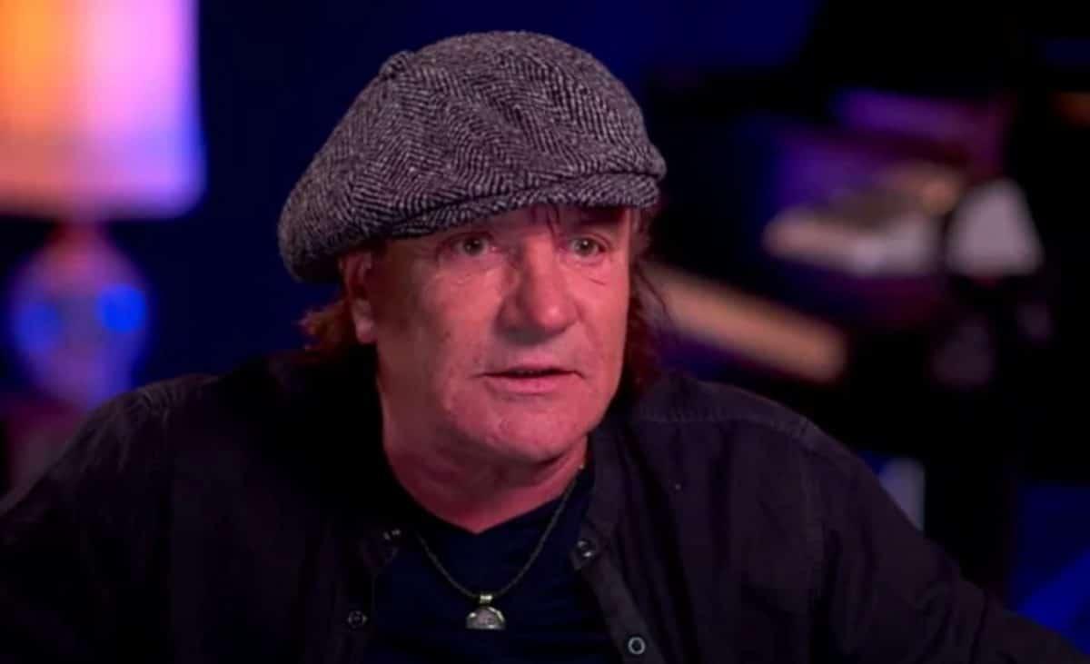 Brian Johnson : C'était l'idée de Malcolm Young de faire en sorte qu'AC/DC ait un son que personne d'autre ne pourrait copier