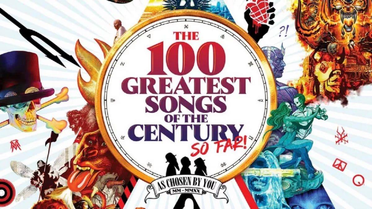 Les 100 meilleures chansons Rock du siècle... à ce jour