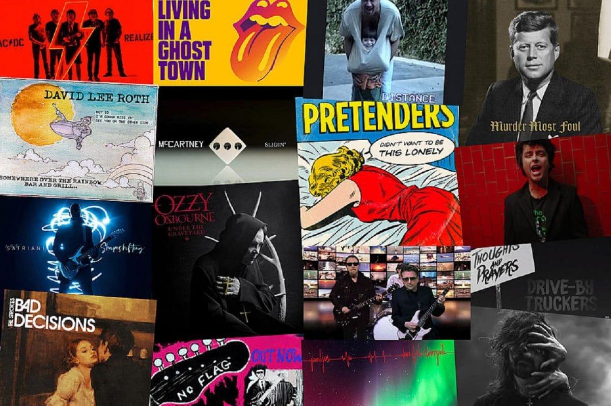 Les 20 meilleures chanson Rock de 2020
