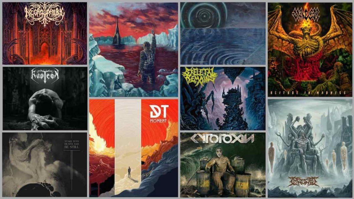 Les 10 meilleurs albums de Death Metal de 2020
