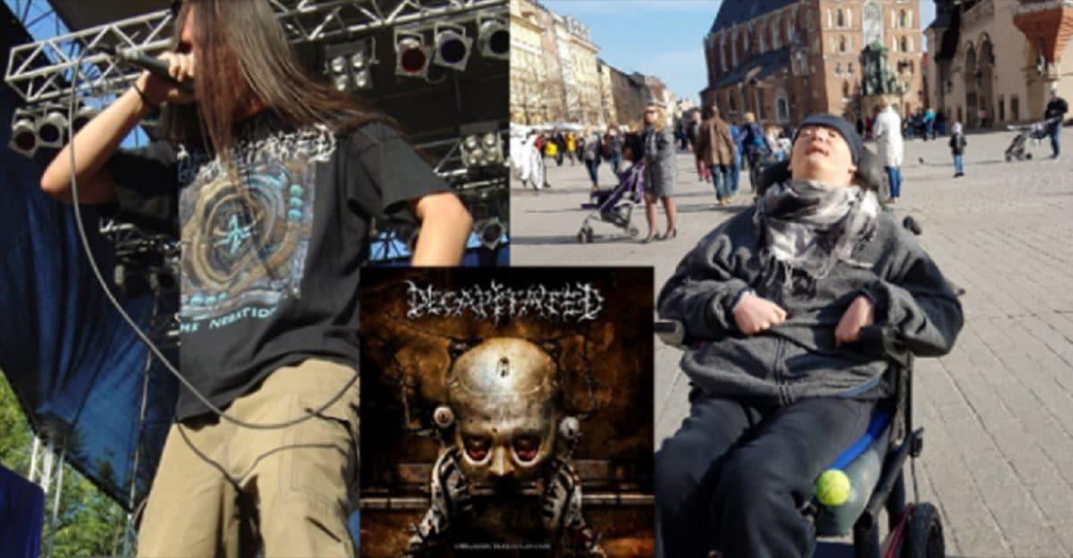"""Decapitated demande aux fans de faire un don pour aider l'ancien chanteur Adrian """"Covan"""" Kowanek à retrouver la santé"""
