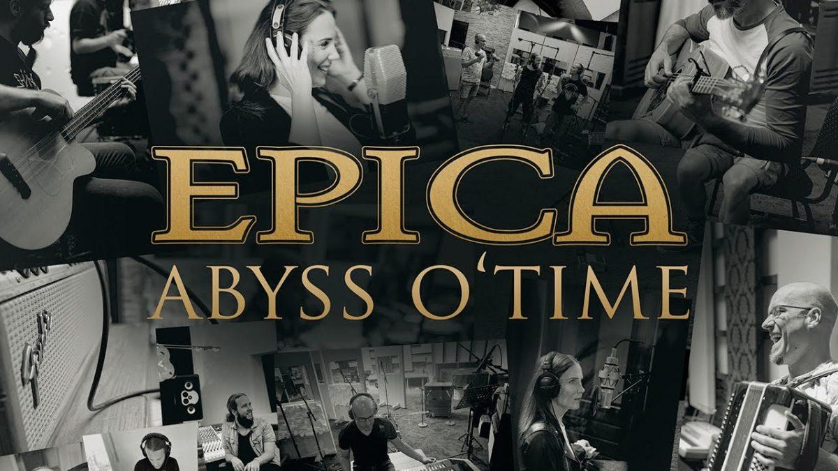 Epica sort une version acoustique de son single Abyss Of Time