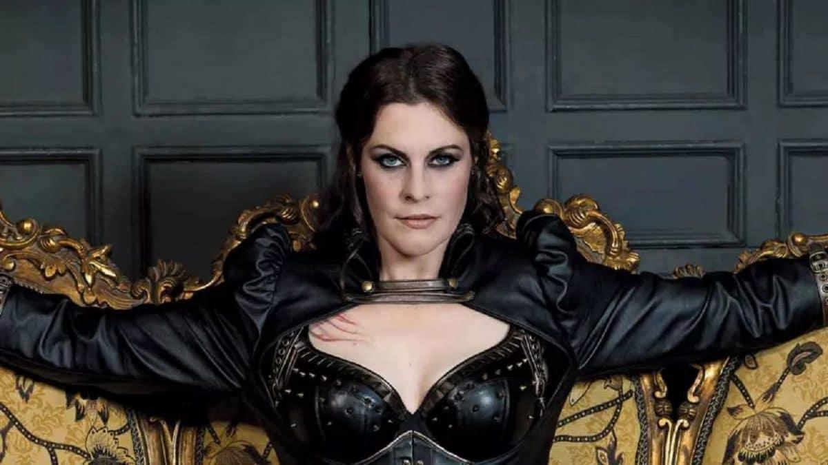 """Floor Jansen de Nightwish : """"Je ne sais pas vraiment pourquoi Nightwish touche autant de gens"""""""