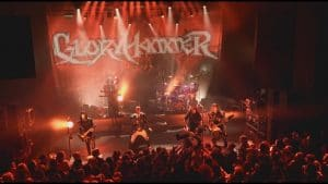 Gloryhammer publie une vidéo live de Questlords of Inverness, Ride to the Galactic Fortress!
