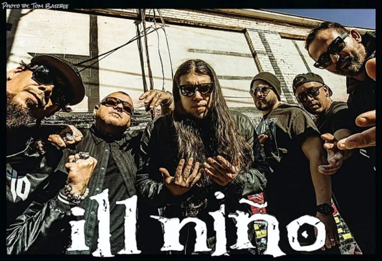 La nouvelle formation de Ill Niño est de retour avec le single Máscara
