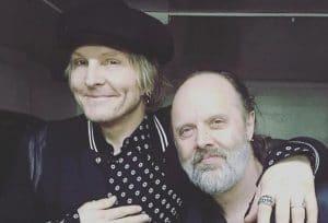 Comment Lars Ulrich a aidé à faire entrer Matt Sorum dans Guns N' Roses