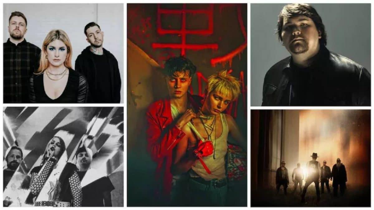 10 nouveaux groupes Metal & Rock à surveiller en 2021