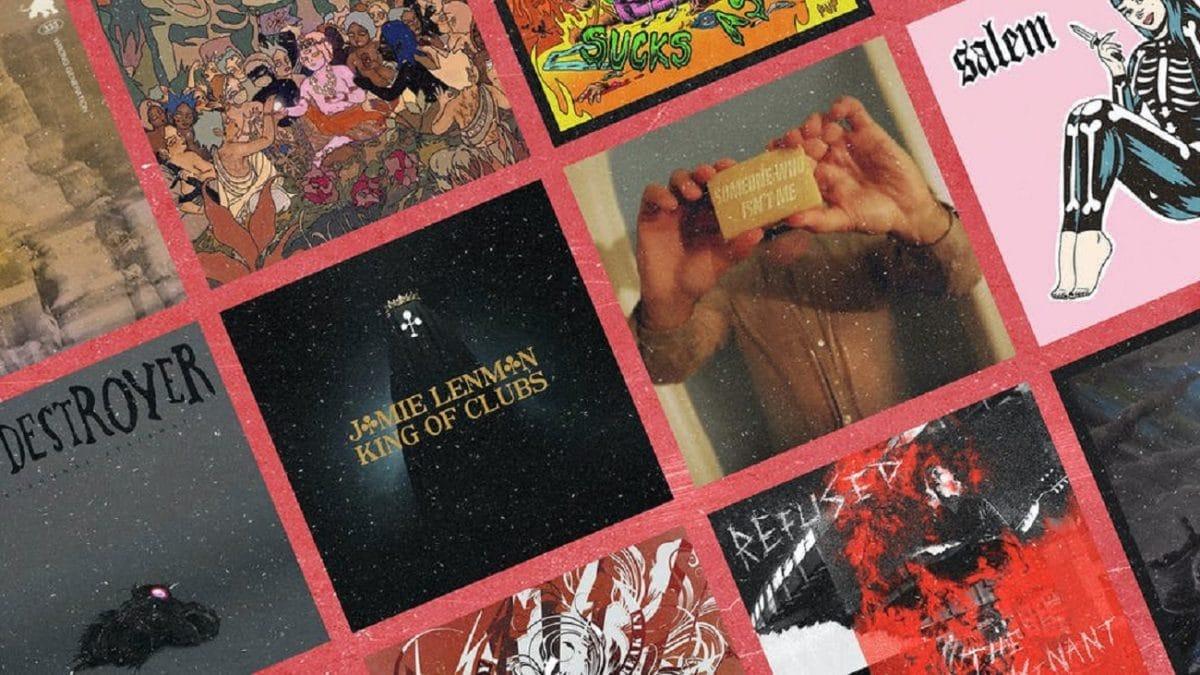 Les 10 meilleurs EPs Metal & Rock de 2020, selon Kerrang!