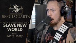 Matt Heafy de Trivium se joint à Sepultura pour jouer Slave New World