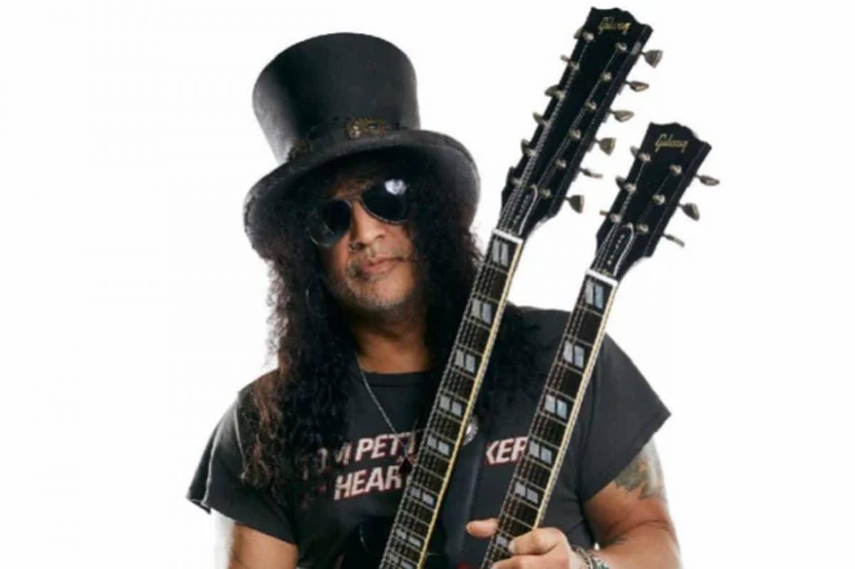 Slash espère sortir de la nouvelle musique avec Guns N' Roses et The Conspirators en 2021