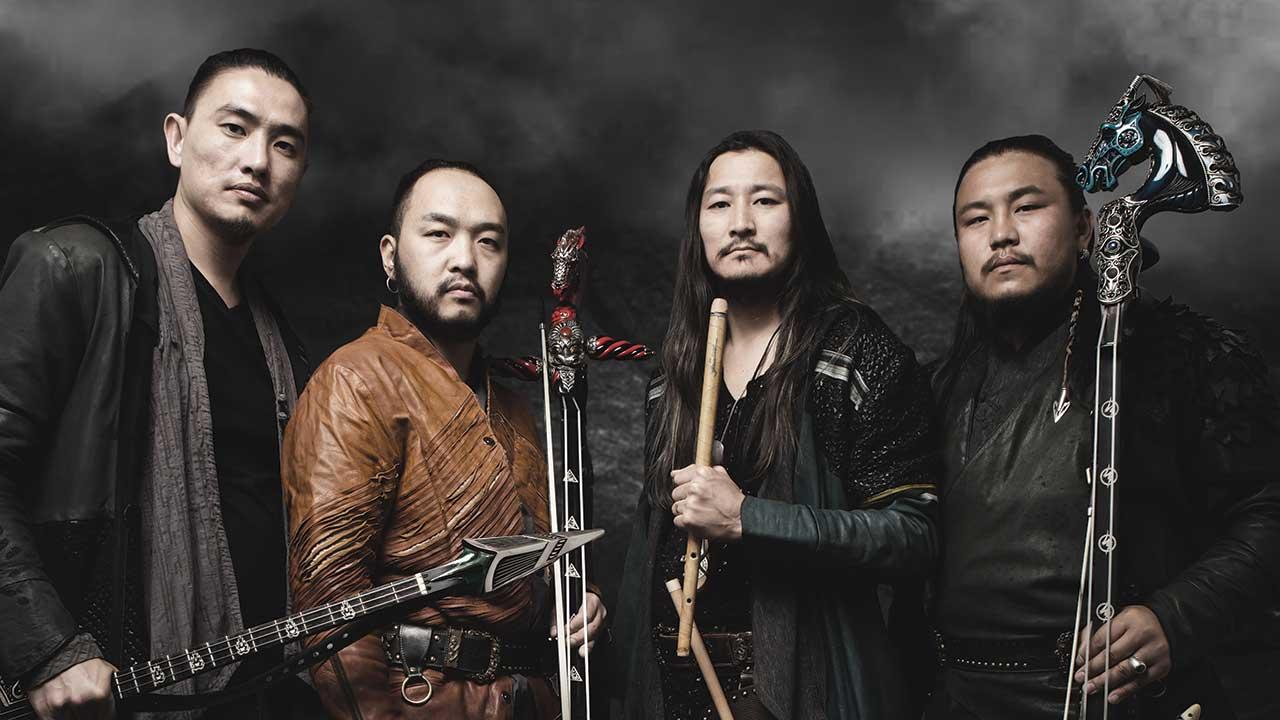 The Hu publie une spectaculaire reprise de Sad But True de Metallica (en langue mongole)