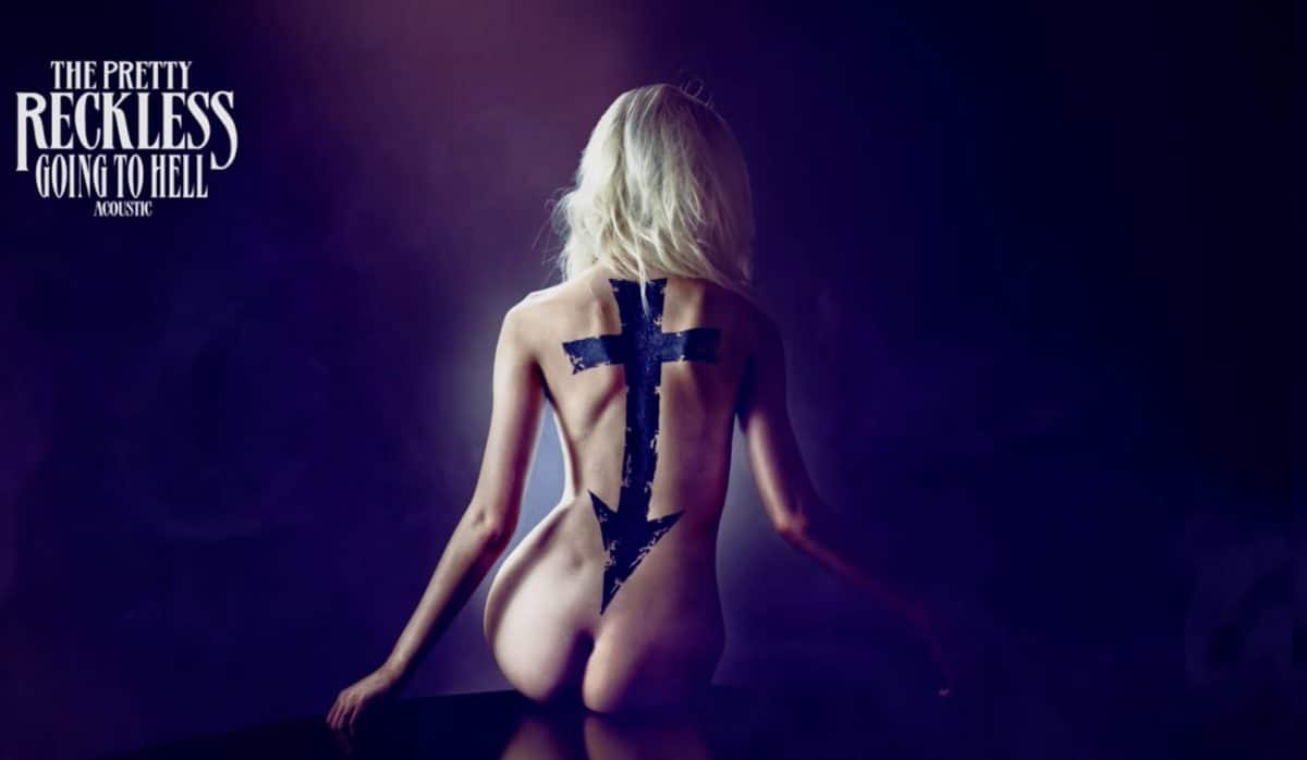 The Pretty Reckless sort une version acoustique de sa chanson Going To Hell