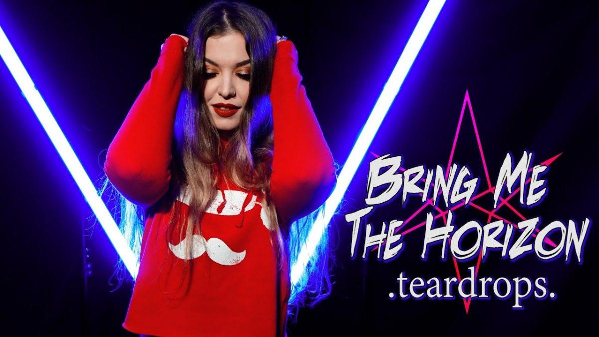 Vicky Psarakis de The Agonist sort une reprise de Bring Me The Horizon