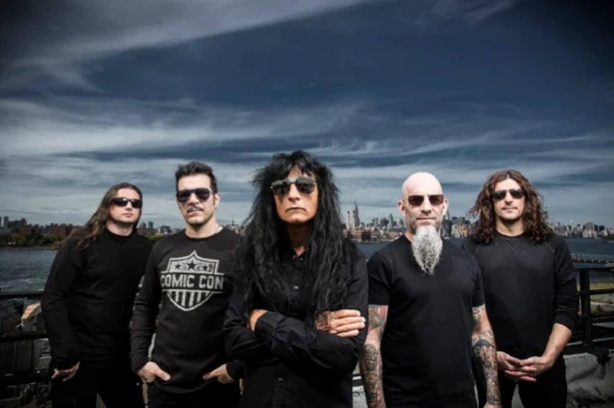"""Scott Ian de Anthrax : """"Un groupe comme nous, avec un catalogue comme le nôtre, n'a plus besoin de faire des disques"""""""