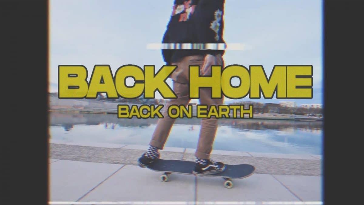 Les français de Back On Earth sortent un clip vidéo pour leur nouvelle chanson Back Home