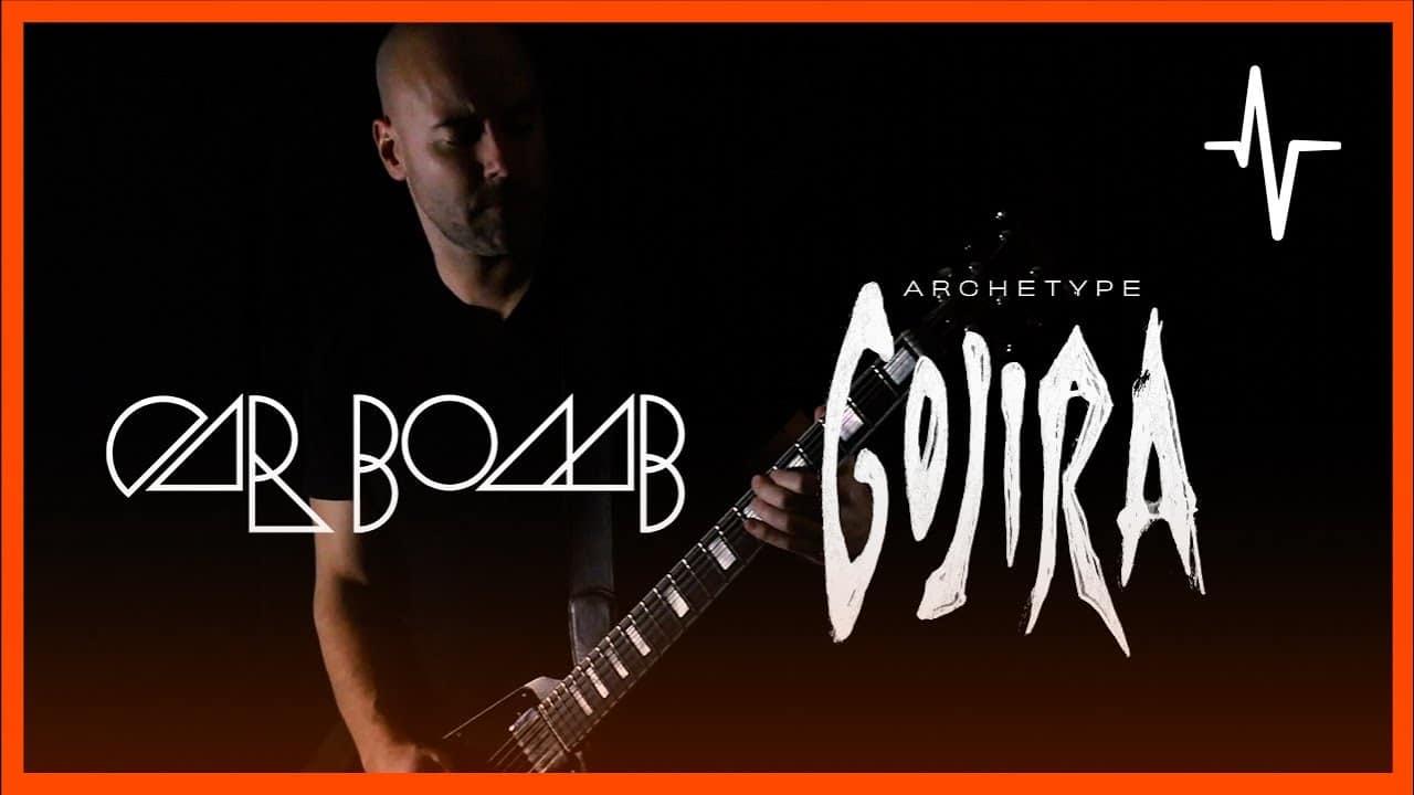 Le guitariste de Car Bomb teste Archetype : Gojira