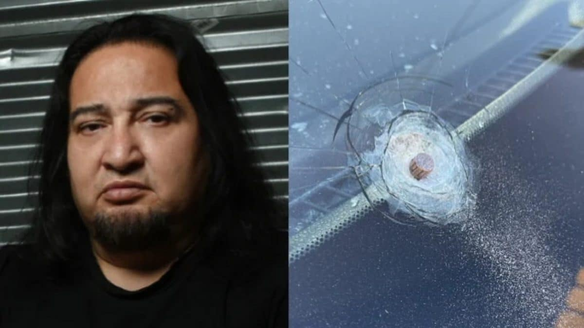 Dino Cazares, de Fear Factory, annonce que sa voiture a été touchée par une balle hier