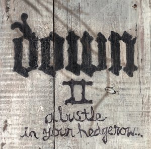 Down II : A Bustle in Your Hedgerow