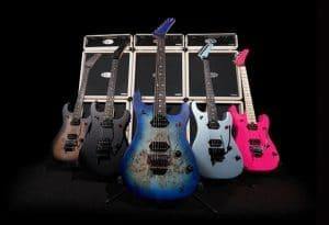 EVH dévoile une toute nouvelle gamme de produits en hommage à Eddie Van Halen