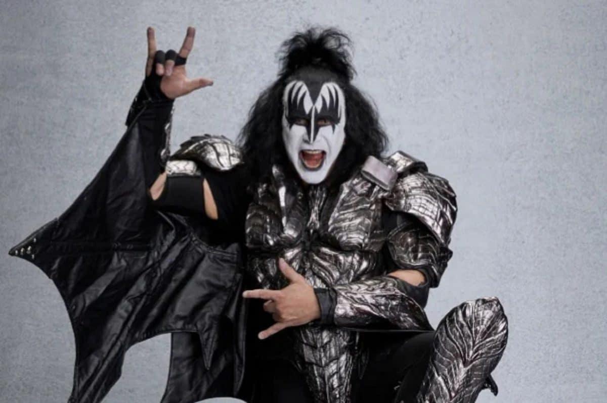 """Gene Simmons de Kiss : """"La drogue et l'alcool ne fonctionnent pas"""""""