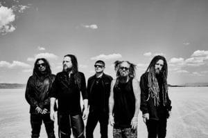 """Korn a des """"nouvelles passionnantes"""" à annoncer """"très bientôt"""""""