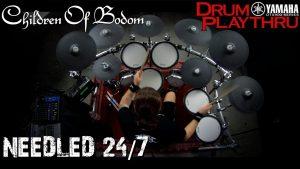 Regardez le batteur de Machine Head jouer du Children Of Bodom à la mémoire d'Alexi Laiho
