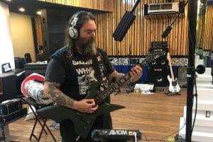 Soulfly commence l'enregistrement de son douzième album studio