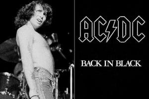 Angus Young réfute les rumeurs sur Bon Scott pendant la période Back In Black