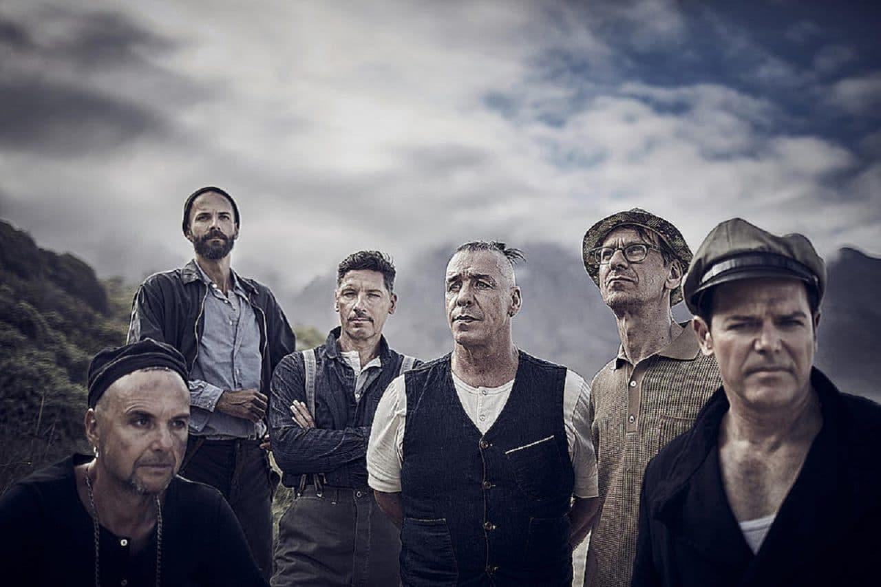"""Rammstein : """"Nous avons enregistré un album que nous n'avions pas prévu de faire"""""""