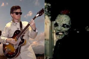 Regardez Rick Astley s'amuser sur Duality de Slipknot !