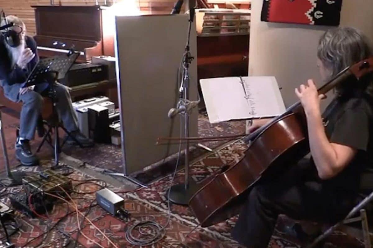 Le père de Lars Ulrich (Metallica), âgé de 92 ans, vient de sortir un nouvel album