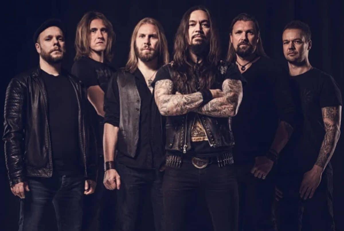 Amorphis commence l'enregistrement de son 14ème album studio