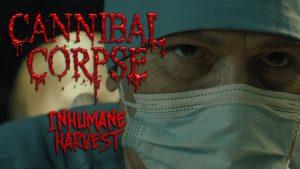 Cannibal Corpse tease le clip vidéo de Inhumane Harvest