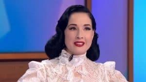 """L'ex-femme de Marilyn Manson, Dita Von Teese, s'exprime sur les allégations d'abus contre le chanteur : """"Les détails rendus publics ne correspondent pas à mon expérience personnelle"""""""