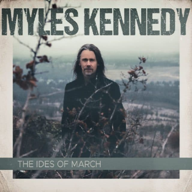 Myles Kennedy annonce son nouvel album solo, The Ides Of March (détails & single)