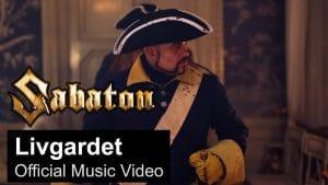 Sabaton sort son nouveau single de Power Metal glorieux, Livgardet