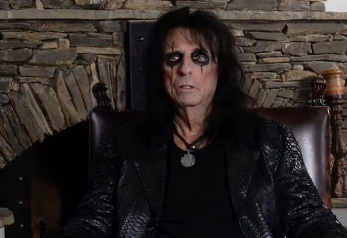 """Alice Cooper prédit une """"résurgence totale du Hard Rock"""""""