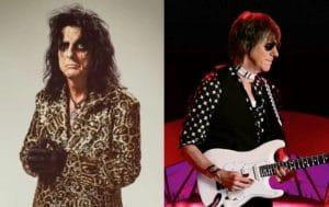 """Alice Cooper choisit Jeff Beck comme son """"Dieu du Rock"""" : Il est """"toujours le guitariste le plus créatif qui soit"""""""